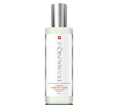 تونر پاک کننده صورت مناسب پوست های چرب (بدون نیاز به آبکشی) درمایونیک